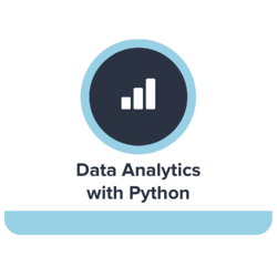 Data Analytics with Python_Icon