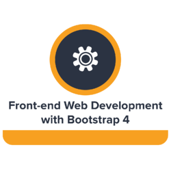 FrontEnd Web Development with Boothstrap 4_Icon